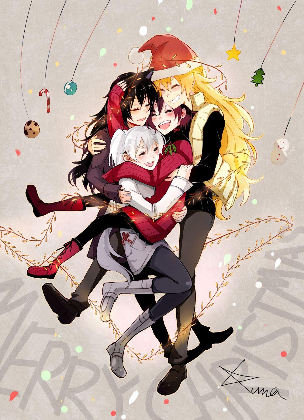 Rwby Christmas.Rwby Christmas Rwby Rwby Rwby Anime Anime
