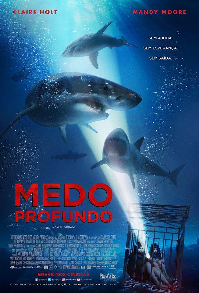 Medo Profundo Filme Completo Assistir Legendado Em 2020 Filmes