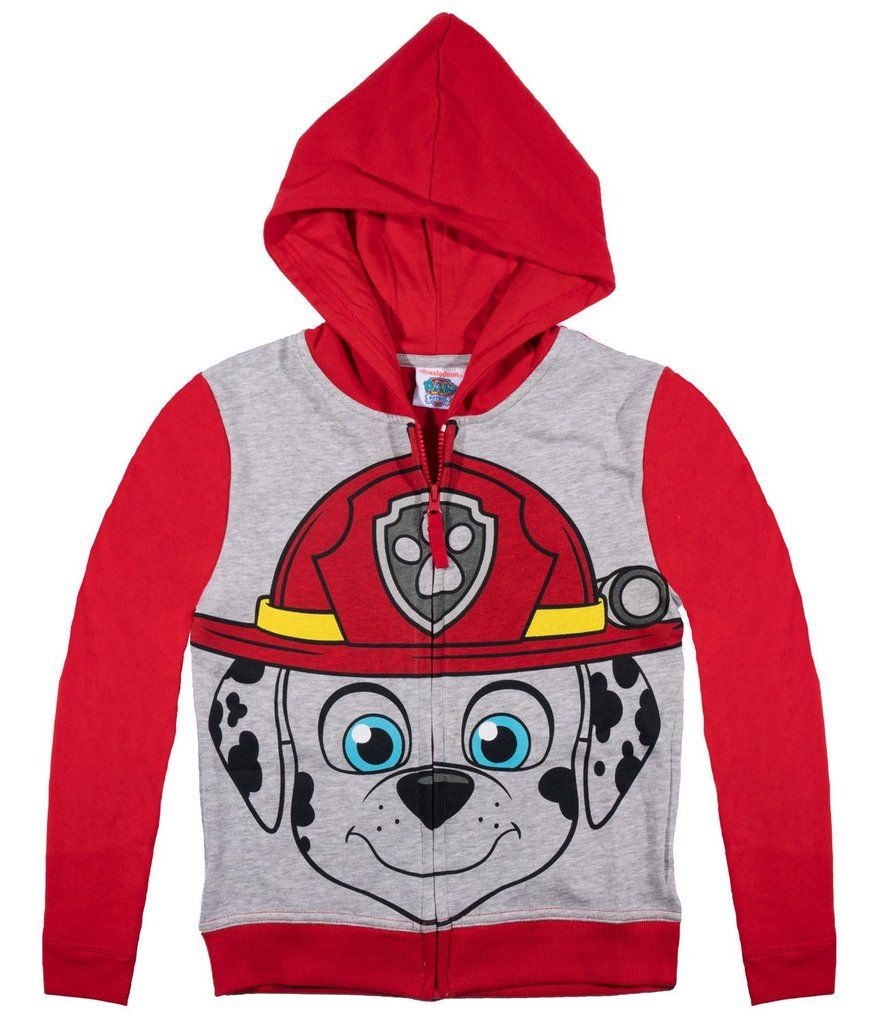 Paw Patrol Boys Hooded Sweatshirt