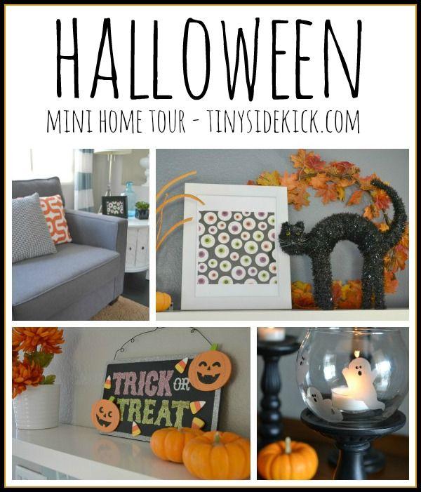 Easy Halloween Decorations on a Budget Easy halloween, Halloween