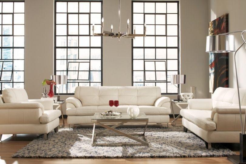 Ashley Furniture White Living Room Set Living Room Sets White Living Room Decor White Living Room Set