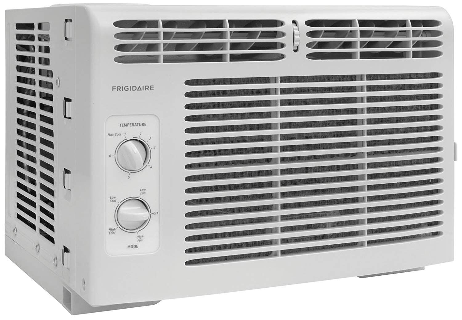 Frigidaire Ffra0511r1e 5 000 Btu 115v Window Mounted Mini Compact Air Conditioner Compact Air Conditioner Best Window Air Conditioner Smallest Air Conditioner