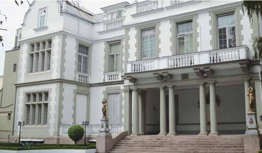 Afbeeldingsresultaat voor embajada rusia en méxico