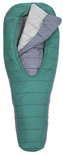 Sierra Designs Backcountry Bed 15season Sleeping Bag Womens Pool