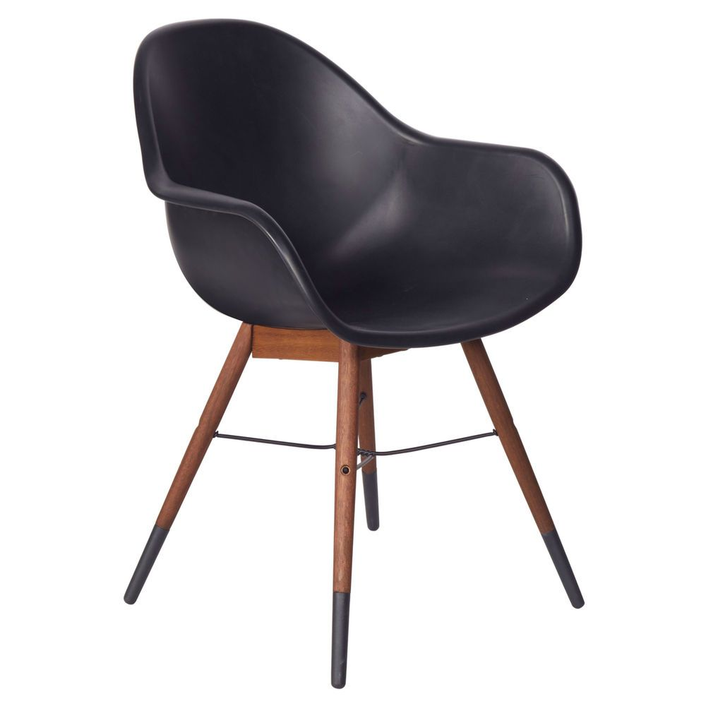 Chamonix Bucket Chair Black - Masters Home Improvement | Courtyard ...