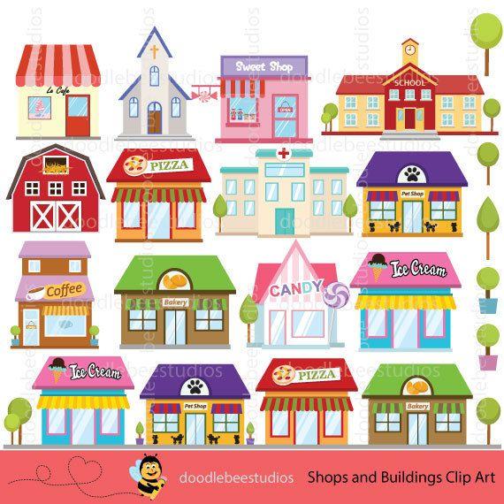 Shops Clipart Buildings Clipart Shop Clipart Building Clip Art Cafe Clipart Restaurant Clipart Stores Clipart Store Clip Art Shopping Clipart Clip Art Art Shop