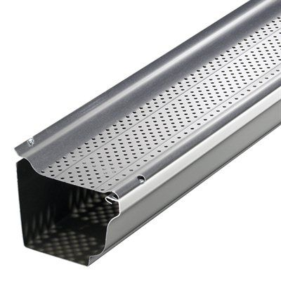 Smart Screen Five 4 Aluminum Gutter Guards Gutter