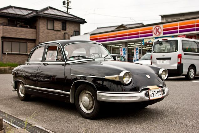 1963 Panhard PL17b Relmax