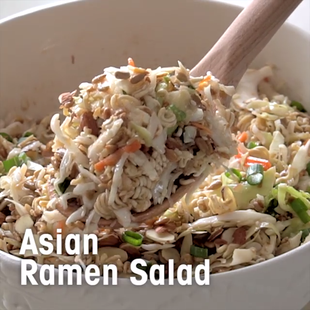 Asian Ramen Salad images