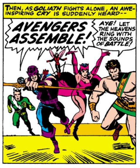Avengers #39, Don Heck