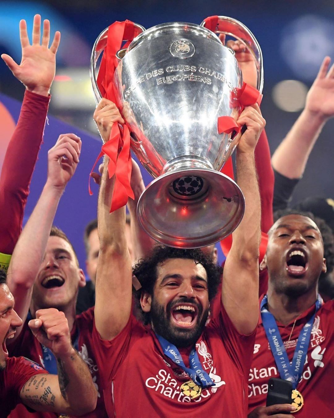 Believe, work hard, and it'll happen. Liverpool uefa