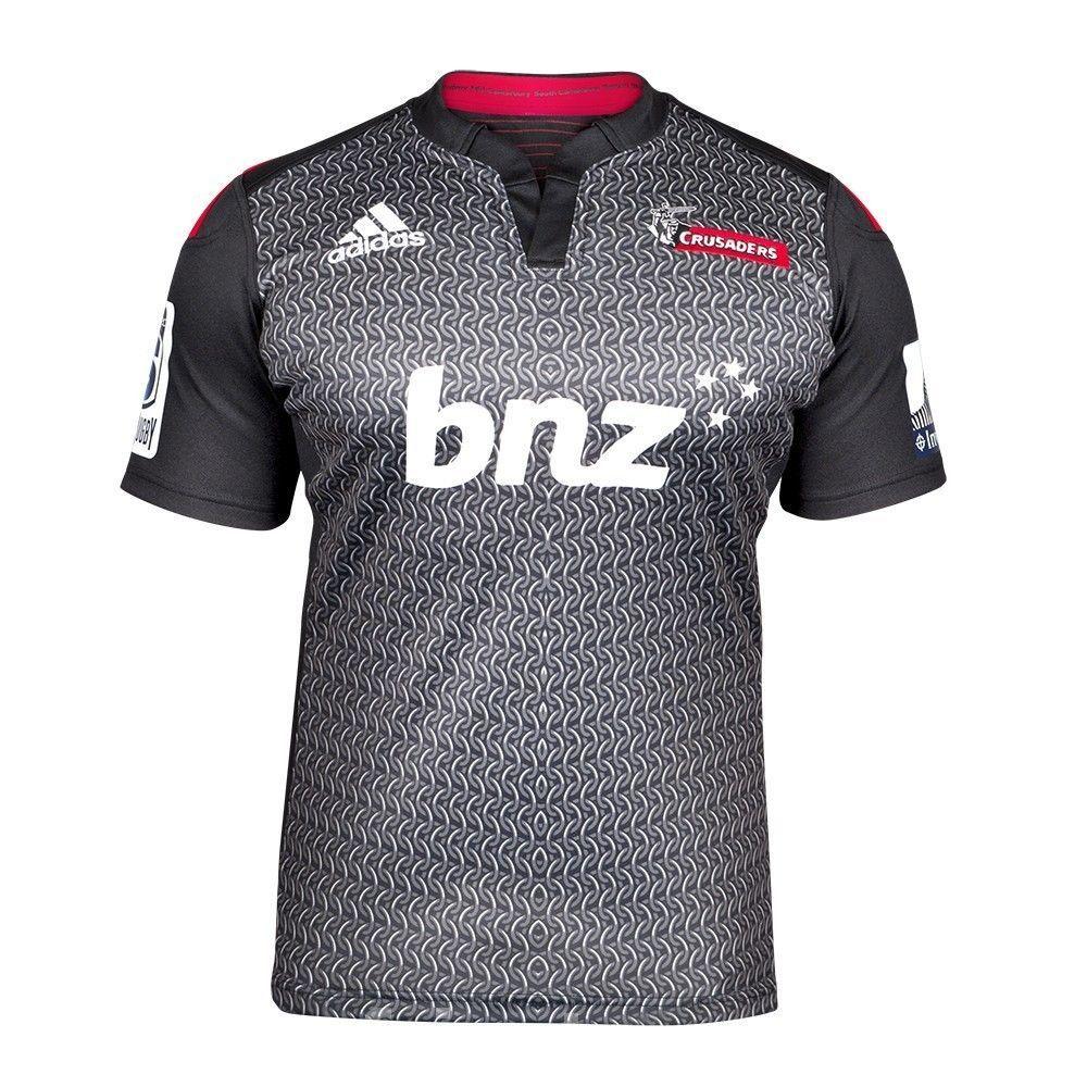 Crusaders 2014 Super 15 Rugby Away Jersey Shirt New Official New Zealand Authent Camisetas De Rugby Futbol Rugby Uniformes De Futbol