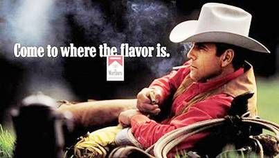 Marlboro Man, was also stuntman, model, & real rodeo performer. When
