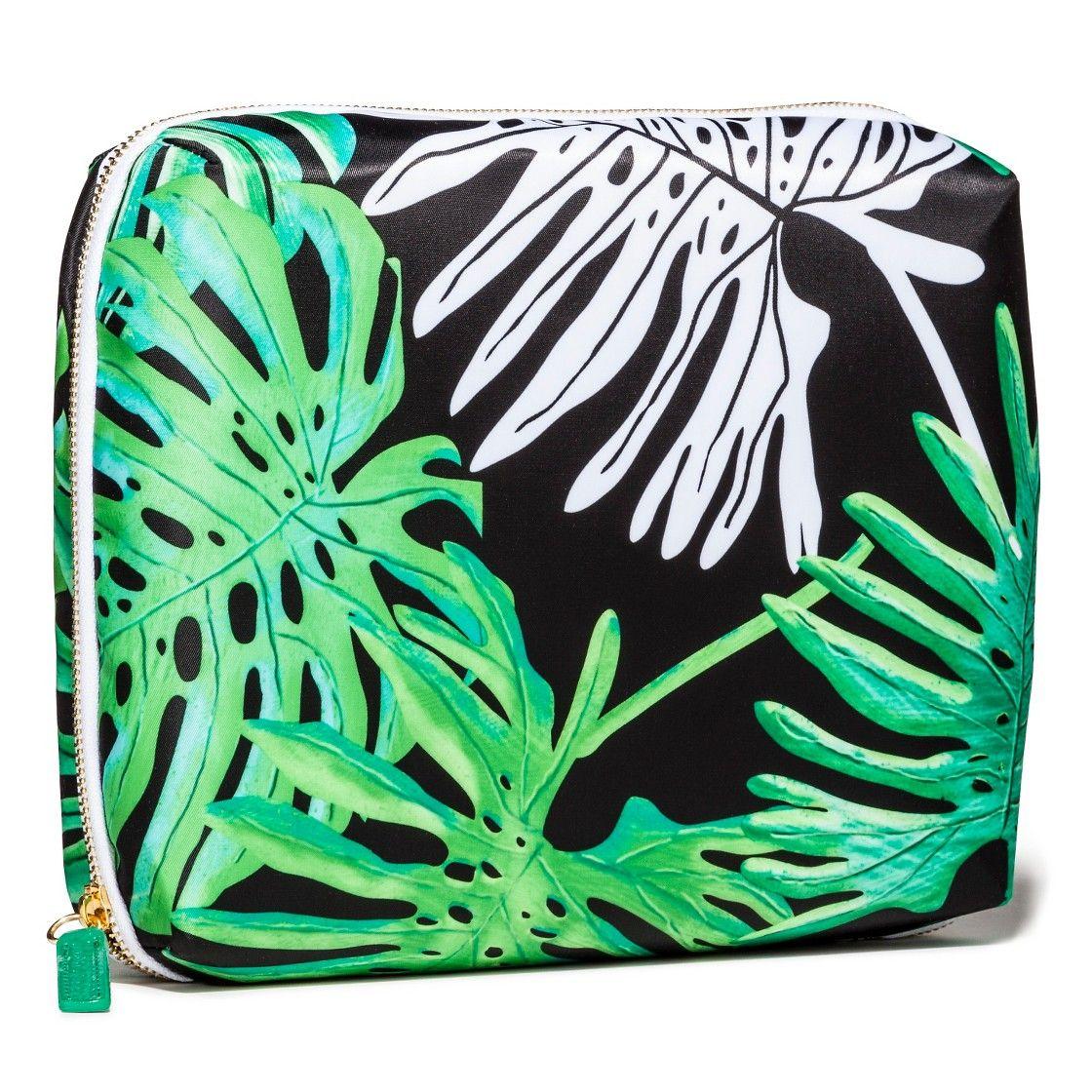 6c12911cc1a3 Sonia Kashuk Palm Print Beauty Organizer $24.99   Things   Makeup ...