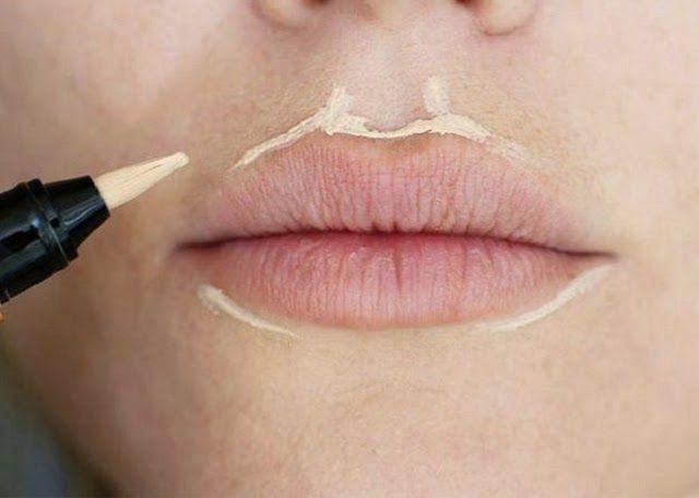 Tips para obtener unos labios más voluptuosos ¡sin botox! is part of Lips fuller - No corras riesgos! Estos tips le darán volumen a tus labios de manera natural