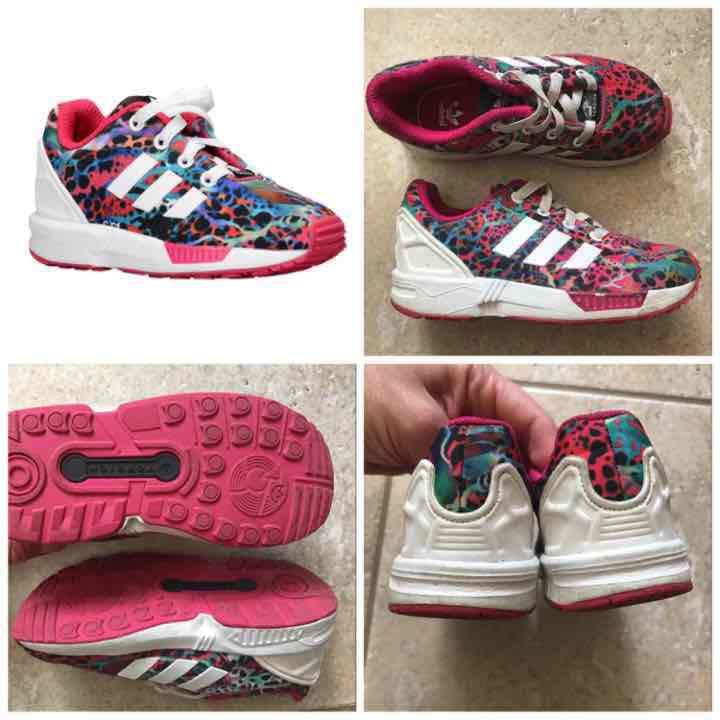 ADIDAS Torsion ZX Flux Toddler Size: 9 - Mercari: Anyone can buy & sell