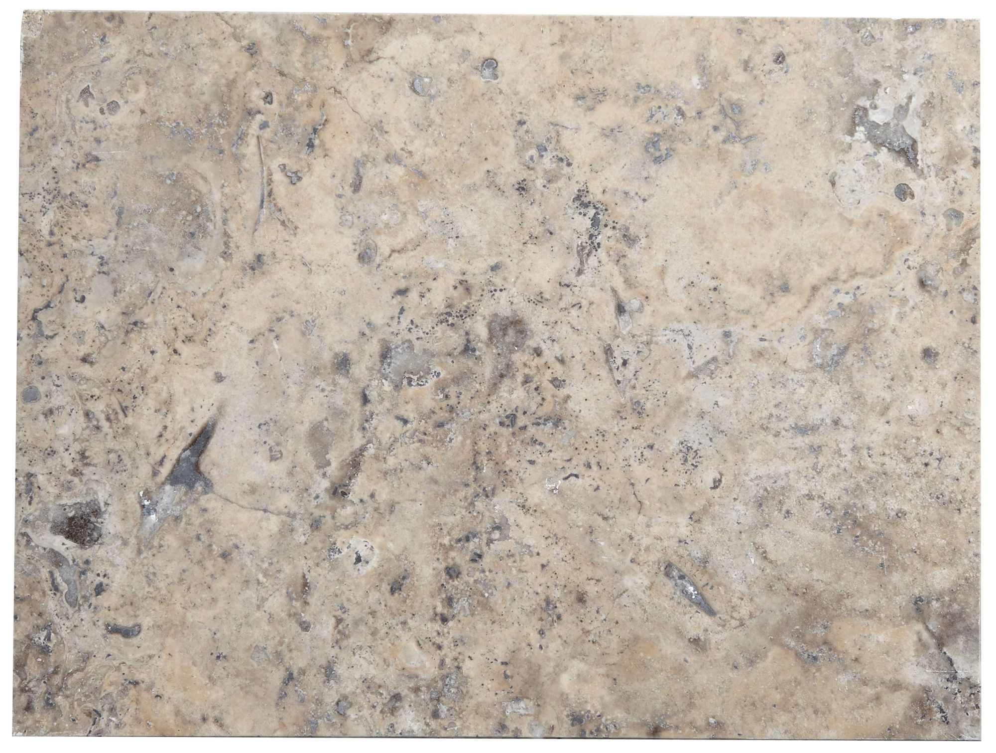 Honed filled grey natural stone effect travertine wall floor colours travetine grey travertine floor tile doublecrazyfo Images