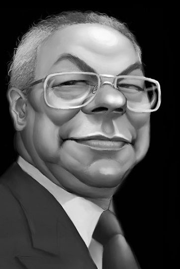 """""""Have a vision. Be demanding."""" - Colin Powell"""
