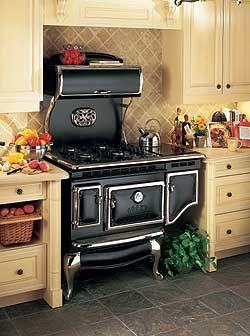 decoracin de cocina de estilo vintage