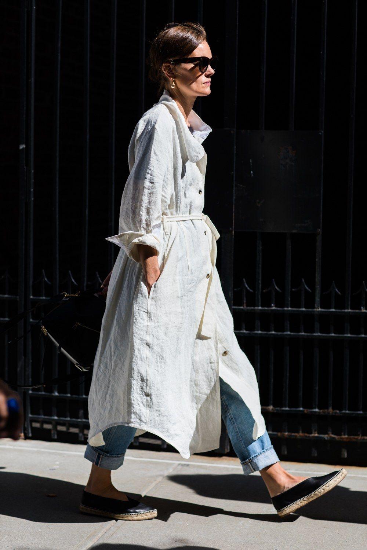 Street style: 22 ways to wear white this summer