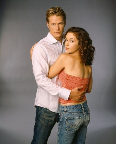 Still of alyssa milano and jason lewis in charmed 1998 for Charmed tour san francisco