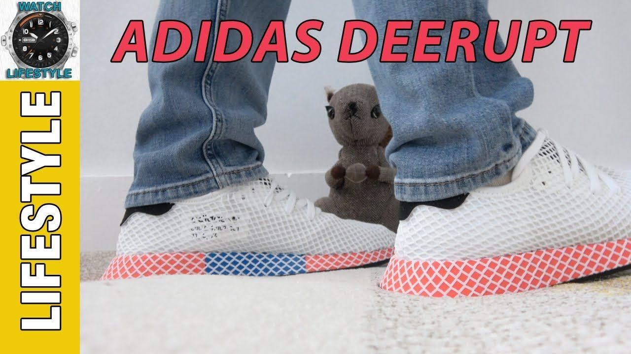 Adidas Deerupt Runner Sneaker - Foot
