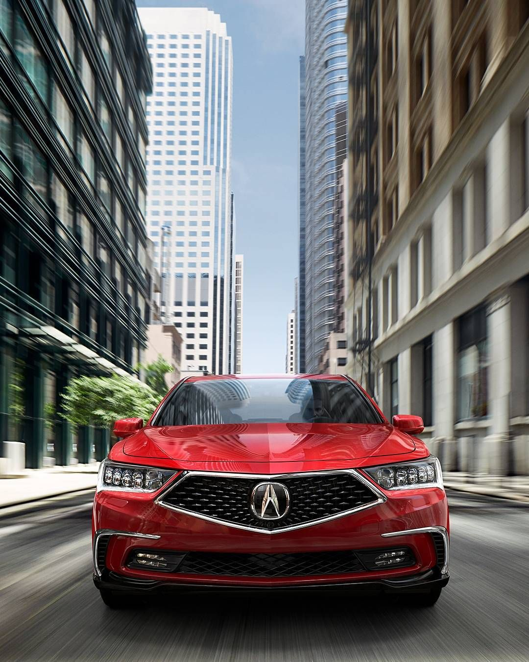 "Acura Canada On Instagram: ""The 2018 RLX Is A Showstopper"