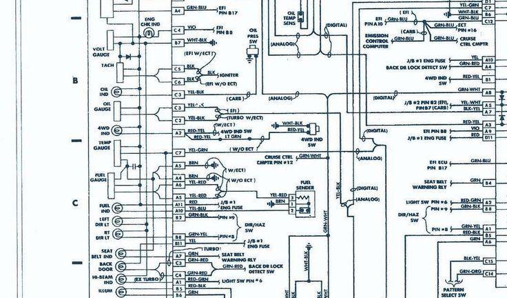1996 kenworth t800  electrical wiring diagram kenworth