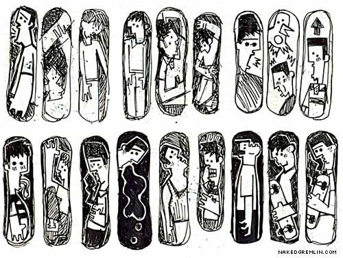 17 best images about as graphics board research on pinterest sketchbooks design and graphics skateboard graphics - Skateboard Design Ideas