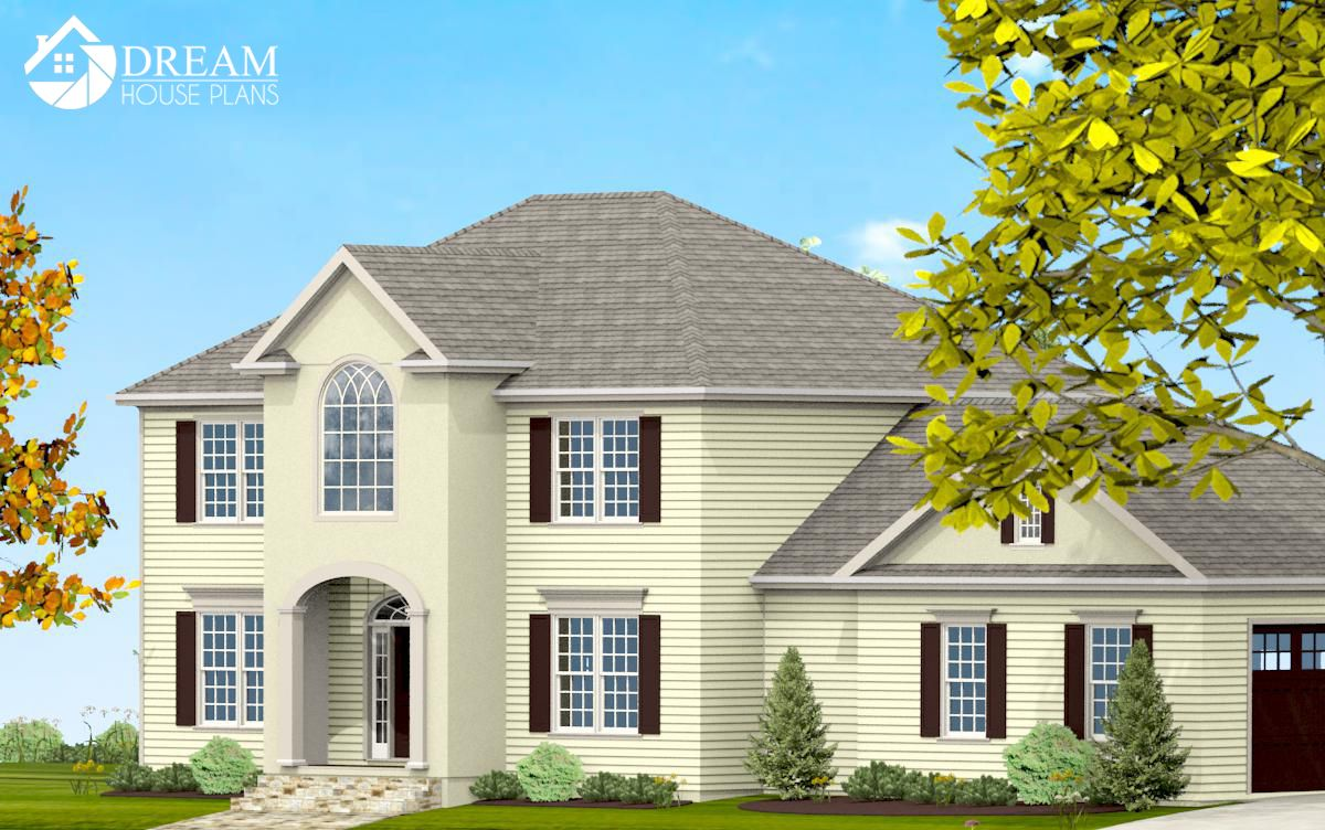 Craftsman Style House Plan 2 Beds 2 5 Baths 1384 Sq Ft Plan 928 142 Basement House Plans Square House Plans Bungalow House Plans