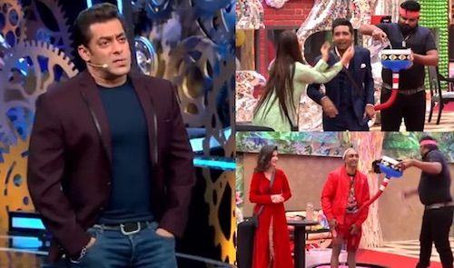 Sapna Chaudhary Eliminated from Bigg Boss Show | Bolly Nasha | Boss
