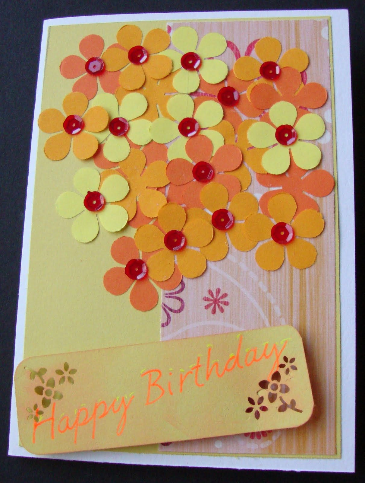 Homemade Card Making Ideas Part - 19: Handmade Cards Ideas On Mothers Day For Mum