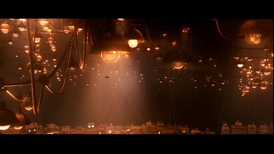 The Underground City Screenshot By Ashofablackrose City Of Ember Underground Cities Dark City