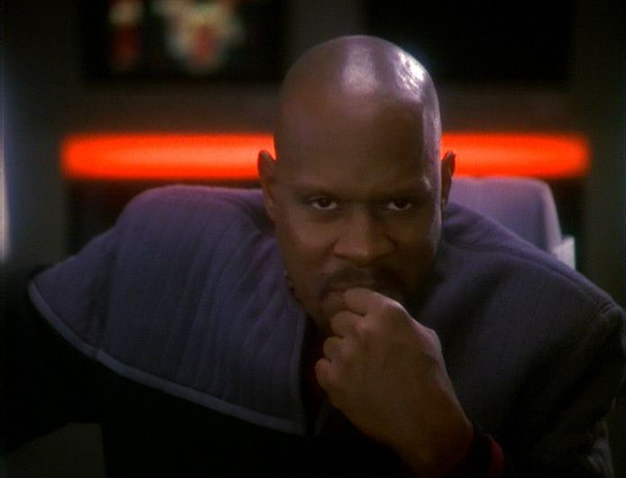Image result for ben sisko