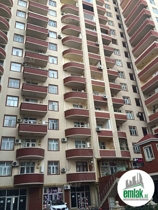 Satilir 3 Otaqli 138 M2 Yeni Tikili 9 Mkr Mircelal 143b Unvaninda Building Multi Story Building