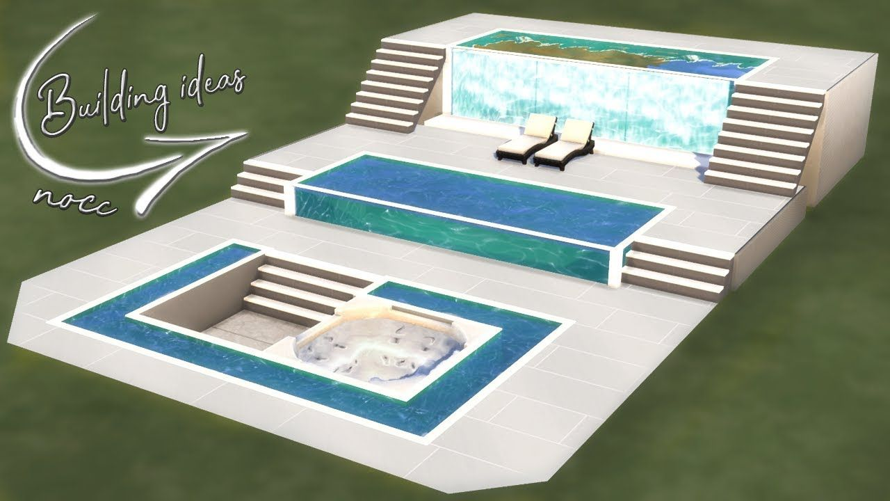 Tutorial 1 Modern pool Building Ideas