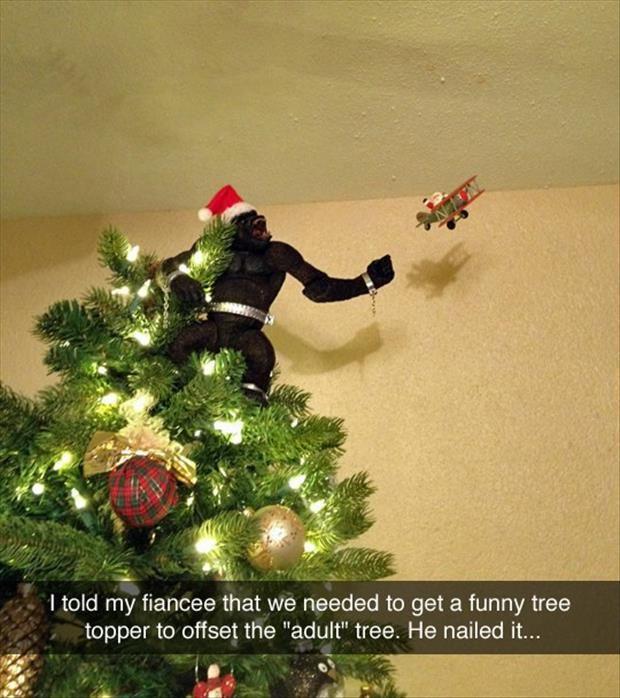 funny-christmas-tree Ha Pinterest Funny christmas tree, Funny