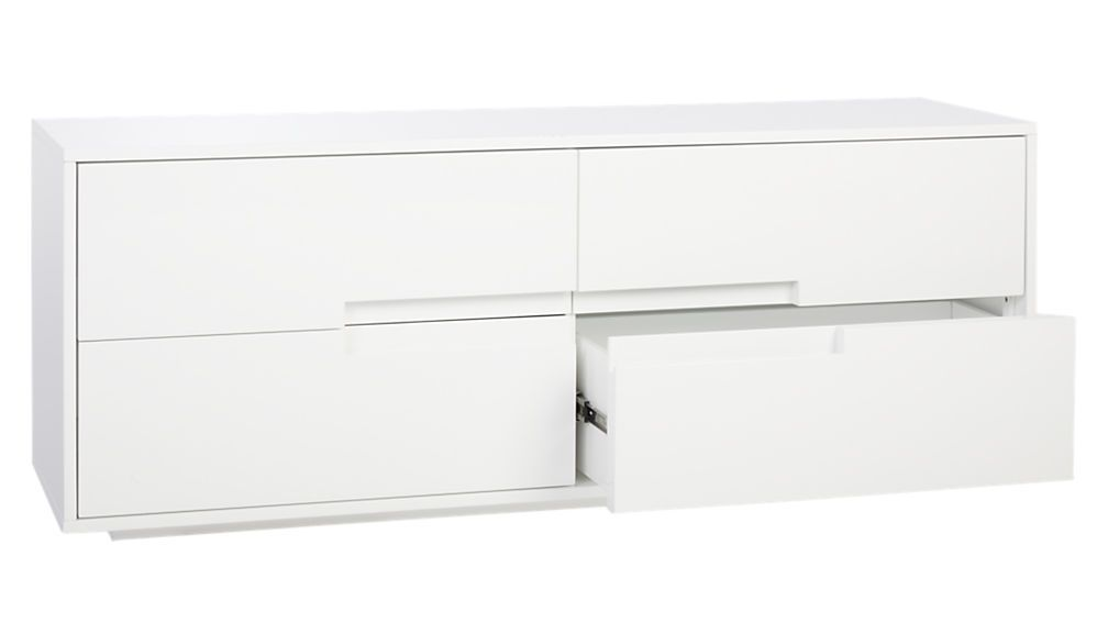 Latitude White Low Dresser Reviews Low Dresser Dresser White