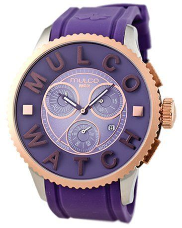 Mulco POST Chronograph Unisex Watch MW3-10302-053 * You can find more details by visiting the image link.