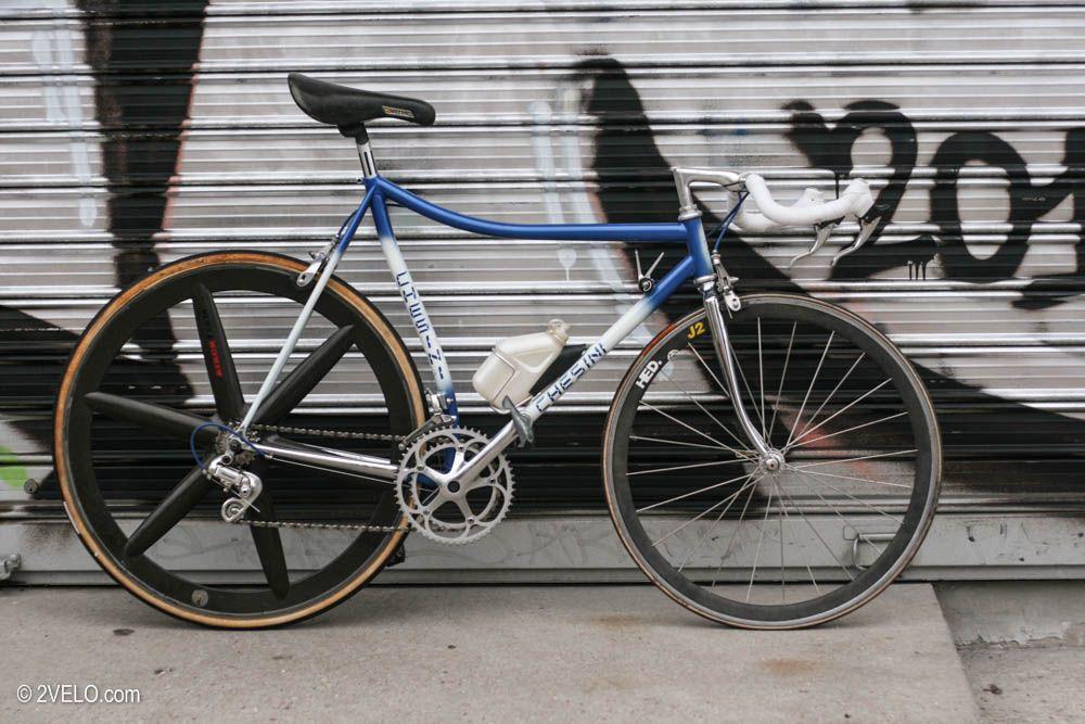 CHESINI Recordman TT - Campagnolo parts