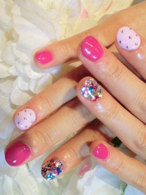 New Nail Art Ideas for Summer 2012