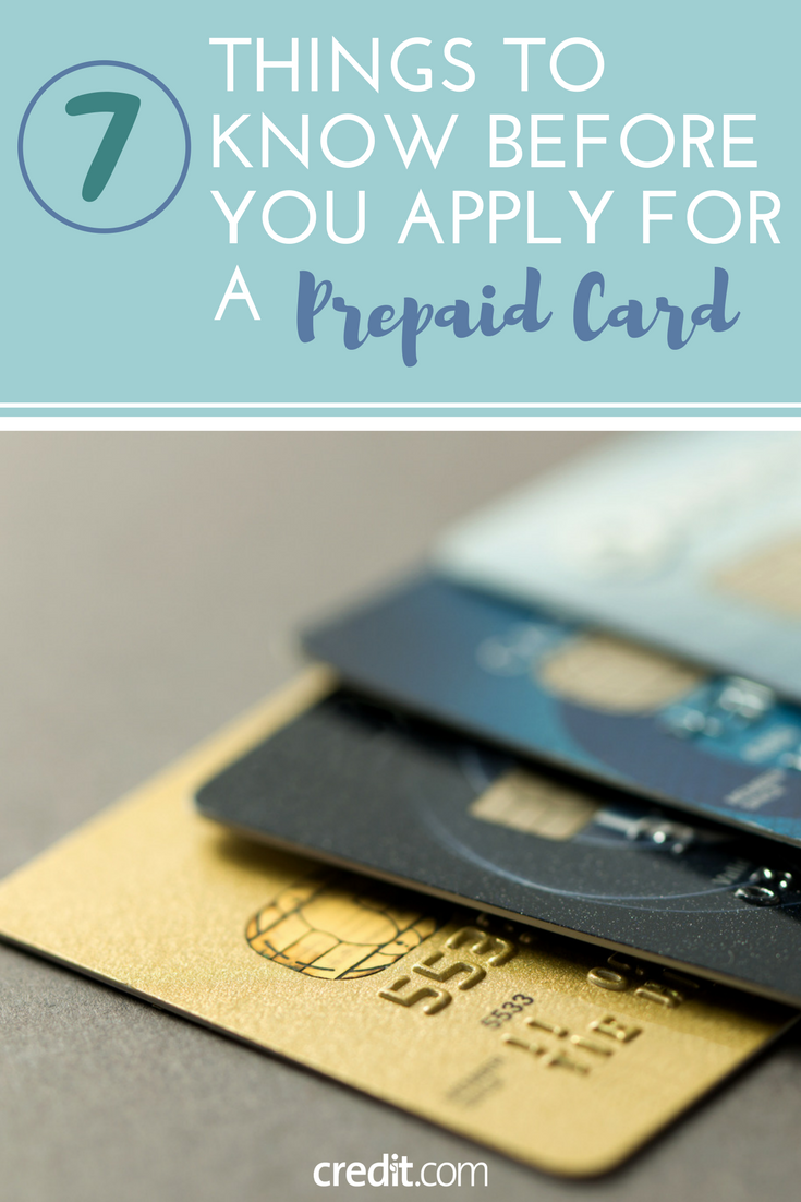 7 things to know before you apply for a prepaid card all about prepaid cards - Apply For Prepaid Card