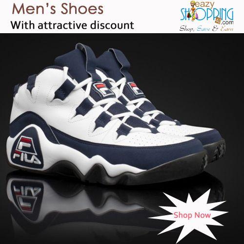 Fila sports men's shoe- Eazyshopping4U Now you can buy Fila sports men's shoe at just rupees 1700