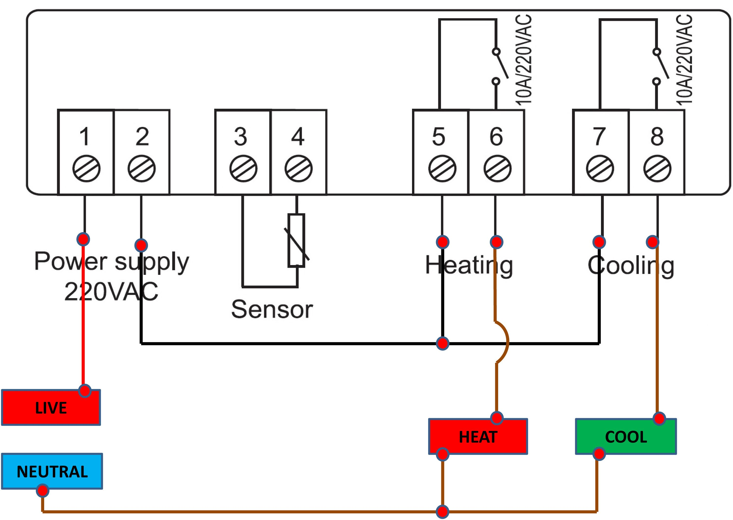 hight resolution of the elitech stc 1000 temeprature controller schematic diagram www stc 1000 wiring diagram uk