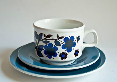 Staffordshire Potteries 1970s