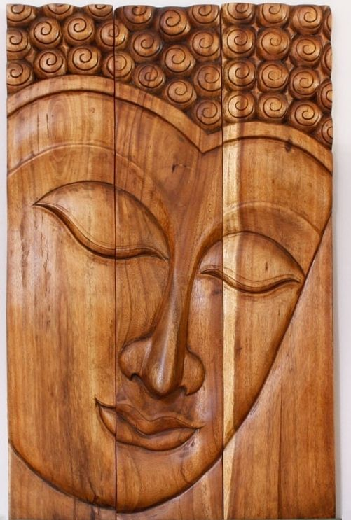 Buddha Wall Decor buddha wall panel | large buddha panel | buddha wall decor | mvb