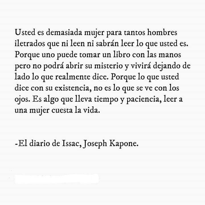 El Diario De Issac Joseph Kapone Citas Con Imagenes Frases De Cantantes Palabras Bonitas