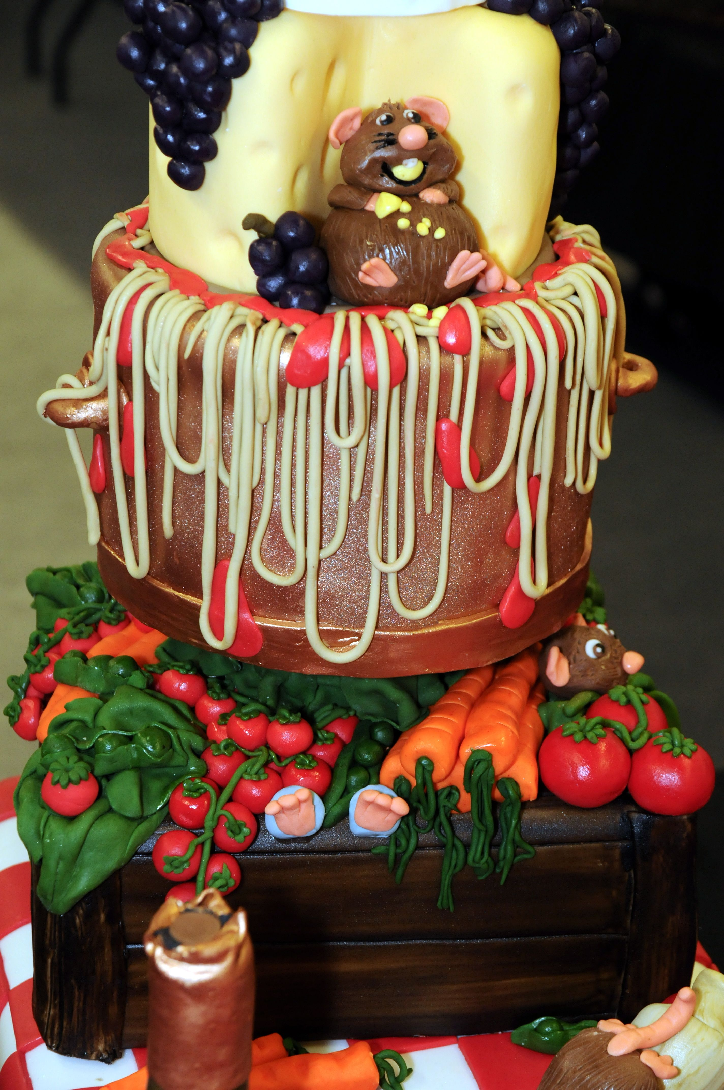 Ratatouille By Ruth Taylor Harrogate Competition