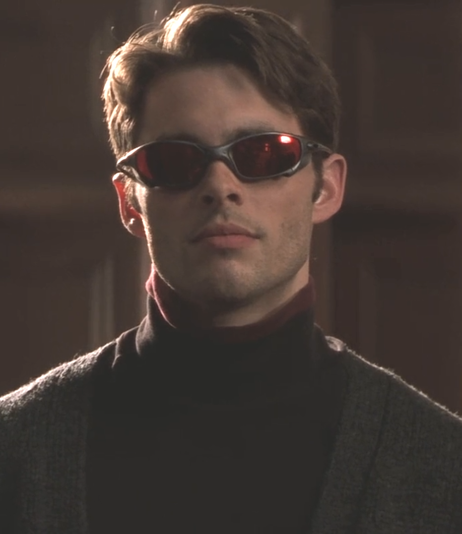 James Marsden Cyclops X Men Cyclops X Men Bryan Singer James Marsden