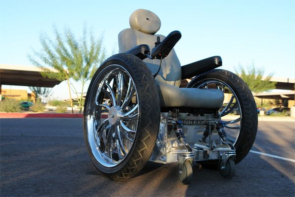 Top 15 Pimped Out Wheelchairs